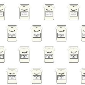 Farm Fresh jugs row - butter cream gray SMALL233