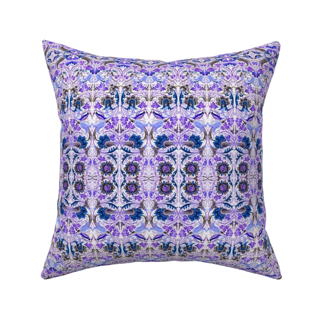 Catalan Throw Pillow featuring renaissance 107 by hypersphere