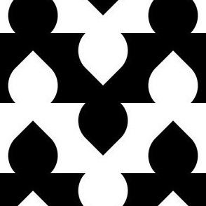 07553949 : arch dome zigzag : K+W