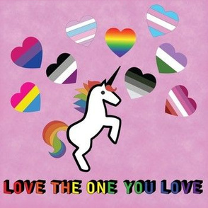 Love Equality Unicorn