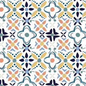 Marrakesh Blue Neutrals