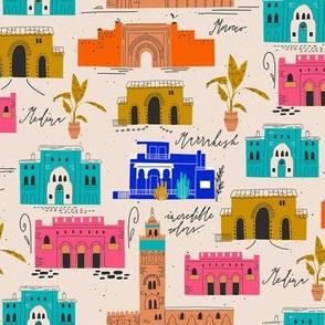 City of Marrakesh
