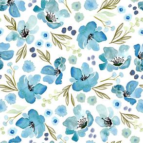 Maisie Blue { Vibrant }
