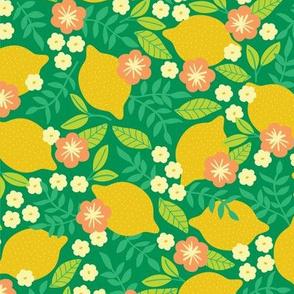 Summer Lemons-Green
