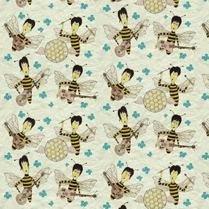 Buzzing Bees 2