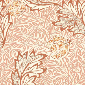 Apple ~ William Morris ~ Original