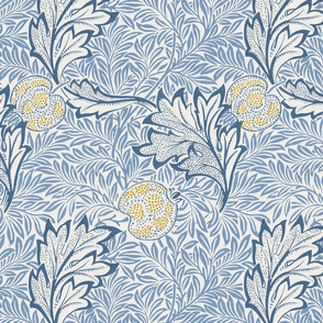 Apple ~ William Morris ~ Bright Original