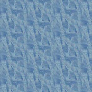 Endangered Egret Blue Coordinate