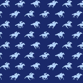 Navy Race Horses, Tiny