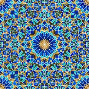 morrocan mosaic