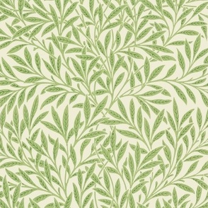 """Willow ~ Original ~  William Morris ~ 12"""""""