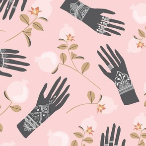 Henna Party | Pink