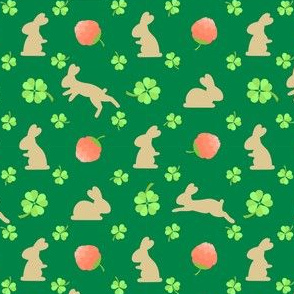 clover bunny pattern