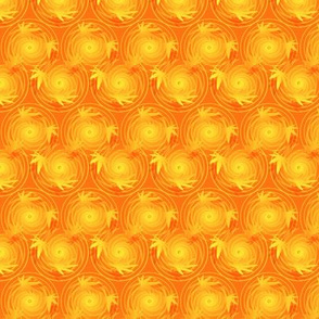 ★ ROLLING WEED ★ Orange & Yellow - Small Scale/ Collection : Cannabis Factory 2 – Marijuana, Ganja, Pot, Hemp and other weeds prints