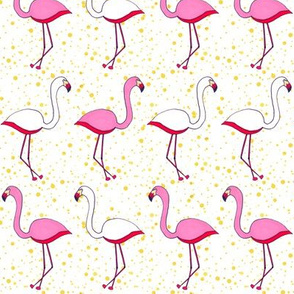 Fresh Flamingo