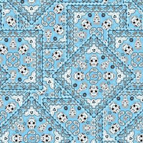 Skull-Bandana-Mexican-blue