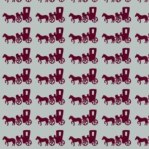 horsenbuggysilhouette