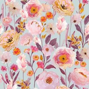 Indy Bloom Design Golden Lilac Garden C