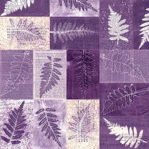 Purple - Fern