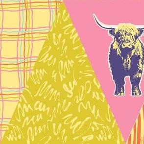 Highlander bunting
