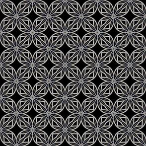 chrome rosettes