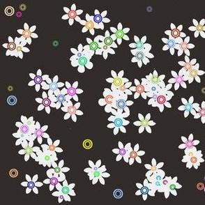 Sprinkled Flowers-ed