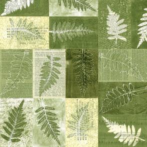 Green- Fern