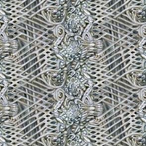 sterling silver lattice