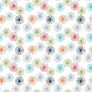 Small Dandelions Confetti M+M by Friztin
