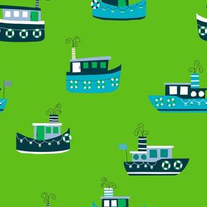 Tugboats