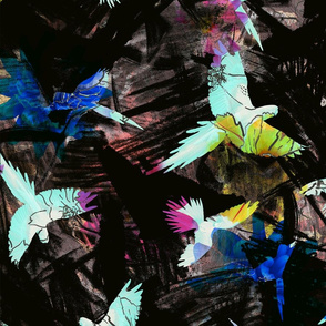 poppy perroquet