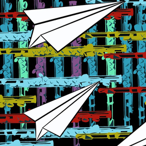 colourful_flutes_and_paper_planes