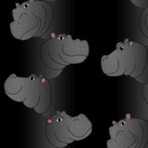 Hippoline - Black - big