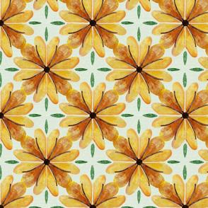 sunflower tile