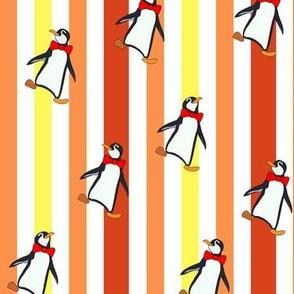 Jolly Holiday Penguins Small 09