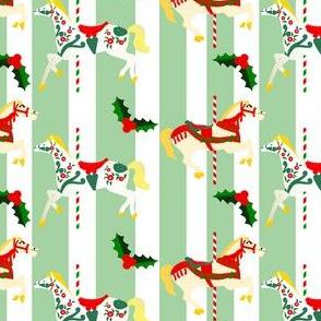 Christmas Carousel Tiny 08