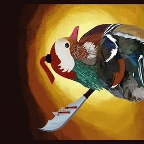 Warrior Duck