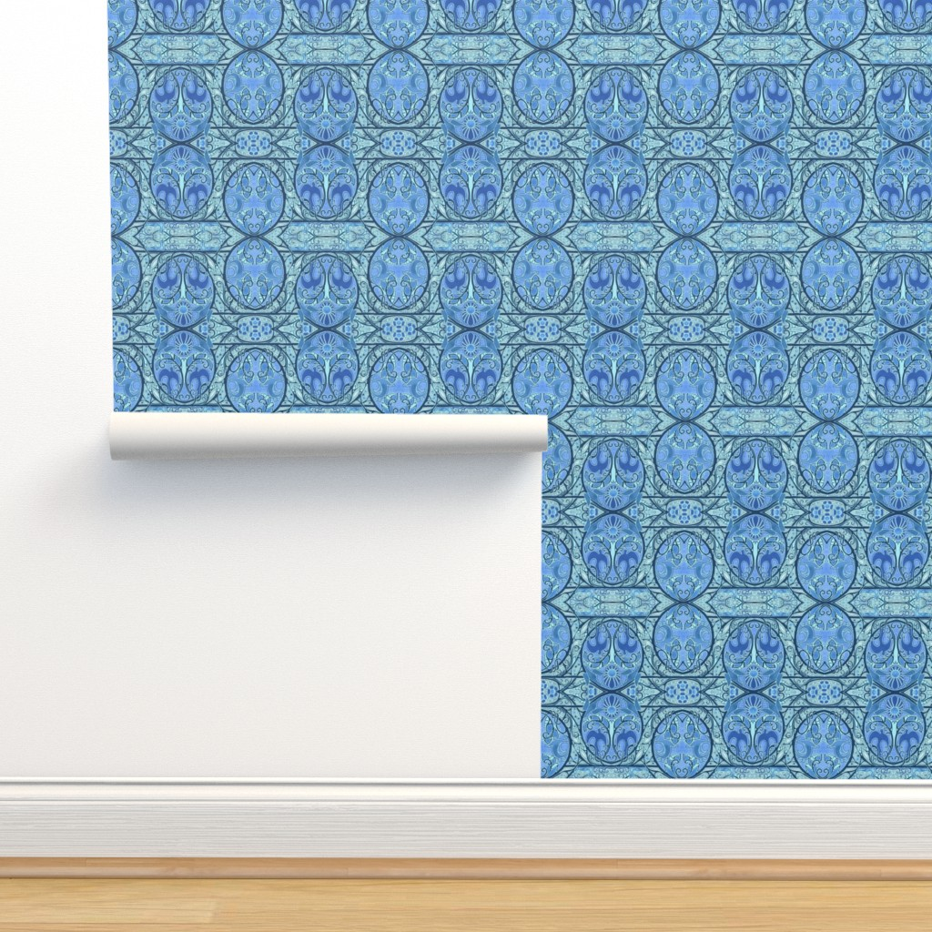 Isobar Durable Wallpaper featuring Soaring Free by edsel2084