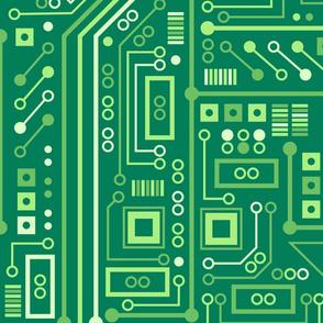 Short Circuits (Green Large)