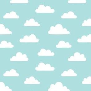 Light Blue Clouds