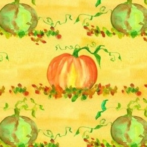 Autumn Pumpkins