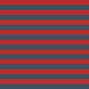 Fishman Donut Coordinate One-Inch Stripes