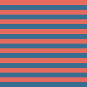 Fishman Donuts- One Inch Stripes