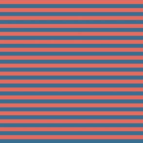 Fishman Donuts Coordinate - Half Inch Stripes