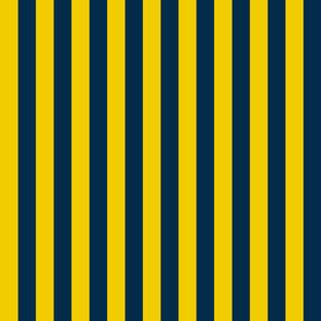 Navy-gold-Stripes