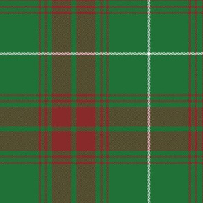 """Rothesay hunting doubled tartan, 12"""""""