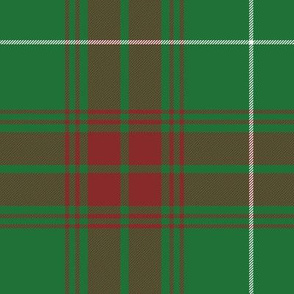"""Rothesay hunting doubled tartan, 14"""""""