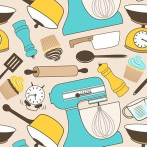 Kitchen Baking Goodies 1