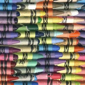 neverending box of sideways jumbo crayons
