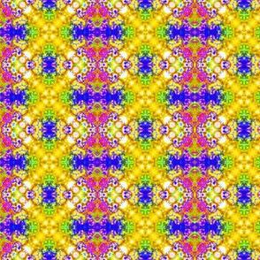 Golden Spotty Stripes